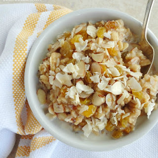 Brown Rice Breakfast Recipes.