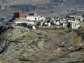 Photo: Jharkot auf etwa 3.400 m Höhe