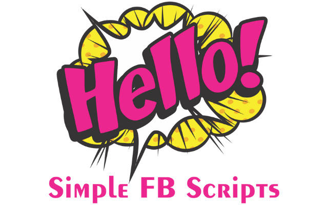 Simple FB Scripts