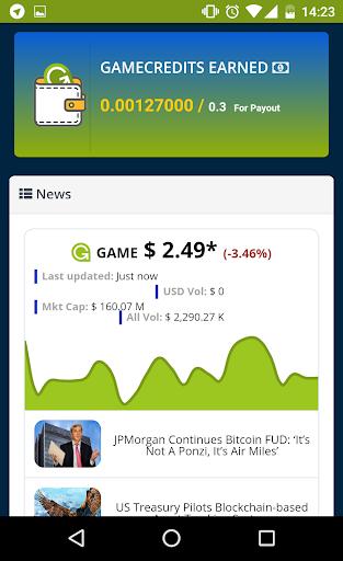 G-Reward - Earn free GameCredits screenshot 2