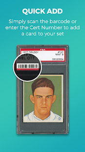 Card Collection - Set Registry- screenshot thumbnail
