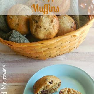 Banana Applesauce Muffins