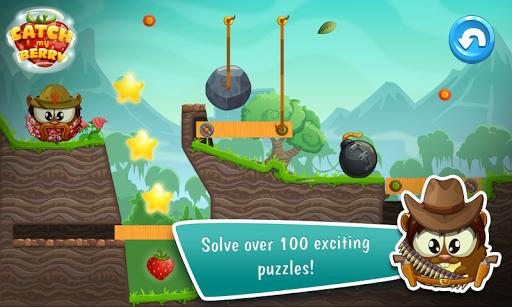 Catch My Berry: Physics Puzzle screenshot