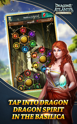 Dragons of Atlantis  screenshots 3