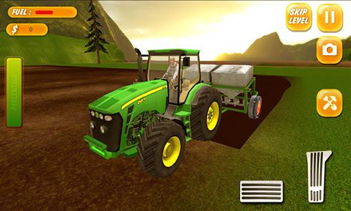 トラクター農業シミュレータ2017