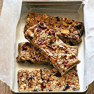 Fruit and Nut Chewy Bars.