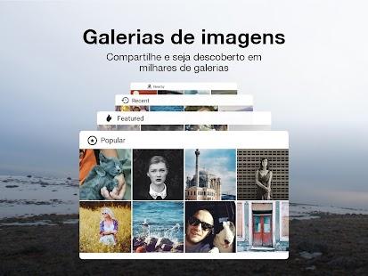 PicsArt – Editor de imagens: miniatura da captura de tela
