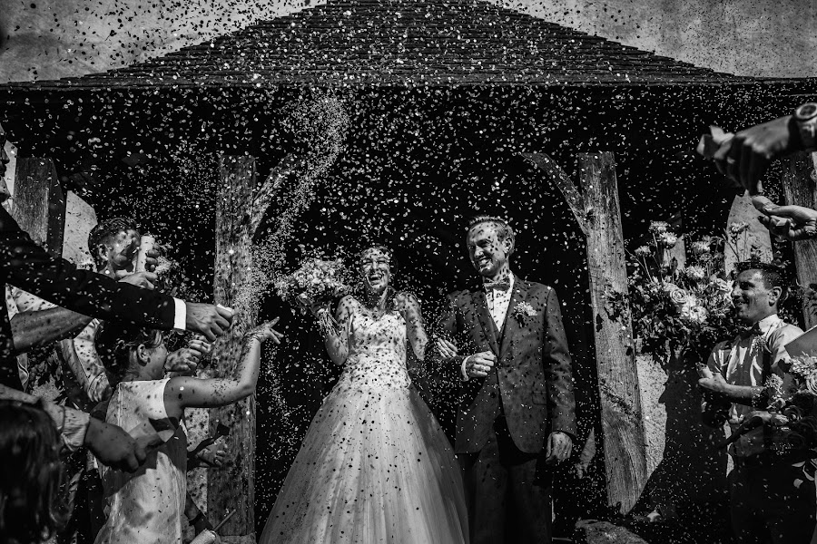 Wedding photographer David Pommier (davidpommier). Photo of 15.02.2018