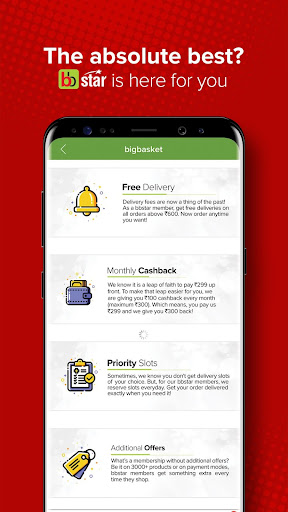bigbasket - Online Grocery Shopping App screenshot 3