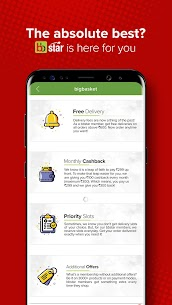 BigBasket App 3