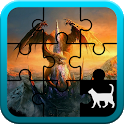 Dragon Jigsaw Puzzle icon