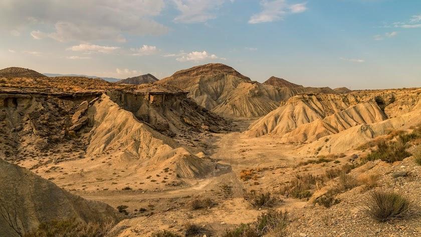 El Desierto de Tabernas ya es uno de los 12 Tesoros de la cultura cinematográfica europea.