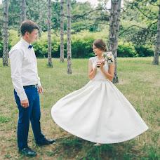 Wedding photographer Alena Arefeva (AlenaArefieva). Photo of 19.07.2016