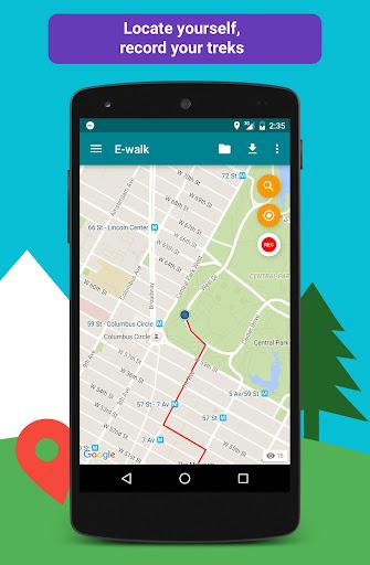 E-walk – Offline maps v1.0.40