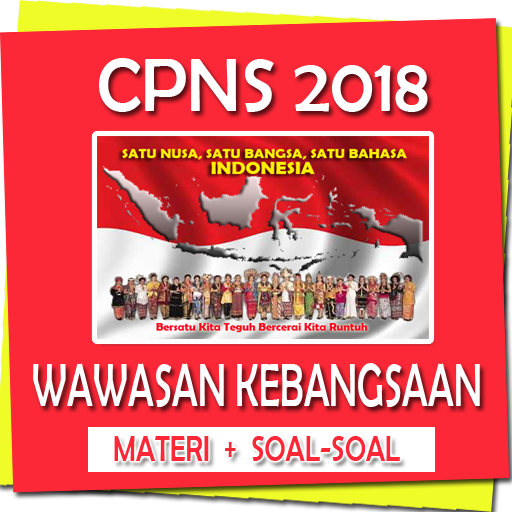 Tes Wawasan Kebangsaan (TWK)  CPNS Terbaru 2018 3.0 screenshots 1