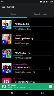 Sveriges Radio Play- screenshot thumbnail