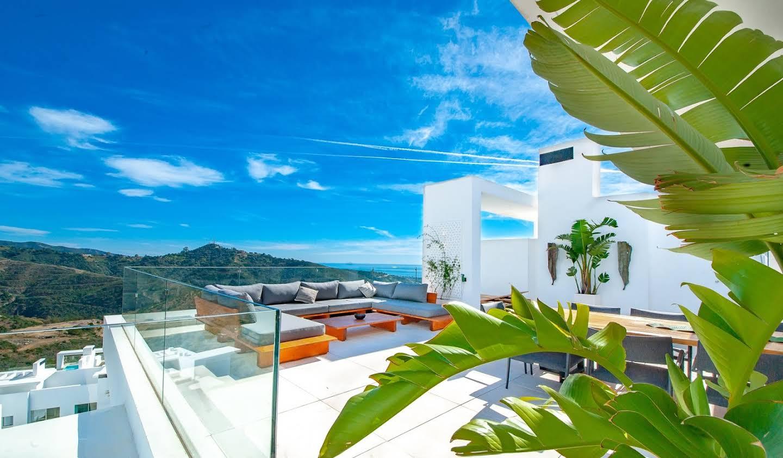 Appartement avec terrasse et piscine Province de Malaga