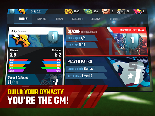 Franchise Football 2020 apktram screenshots 10