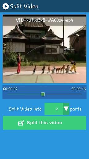 【免費媒體與影片App】Split Video-APP點子