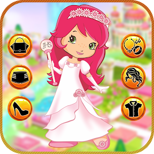 Little Berry Princess Dress up for PC and MAC