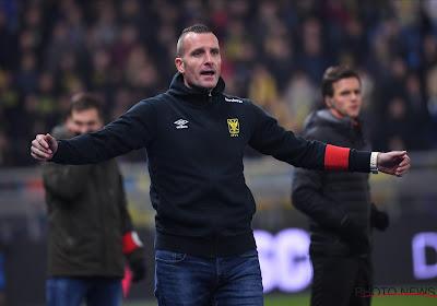 Le STVV confirme son coach... pour une semaine