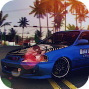 Civic Driving & Drift Simulator