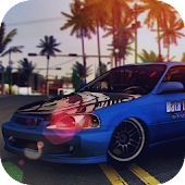 Civic Drift & Driving Simulator icon