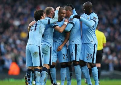 Le beau but d'un espoir argentin de Manchester City