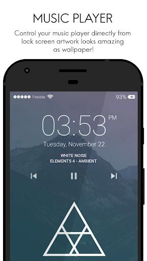 ud83dudd13 Lock Screen IOS10 style 1.35 screenshots 2