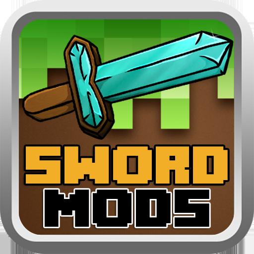 MCPEのための最もよい剣モッズ! 書籍 App LOGO-APP試玩