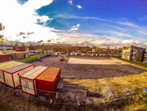 Photo: Début 2ème semaine de construction #datacenter #Hexanet sous le soleil rémois...
