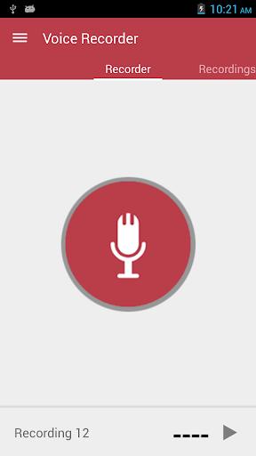 Voice Recorder Easy