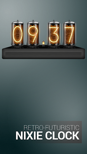 Dark Nixie Clock 2.0