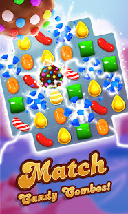 Candy Crush Saga мод