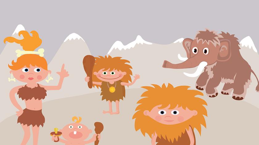 Talleres en Familia para conocer la vida de nuestros antepasados. Imagen de grafikacesky en Pixabay.