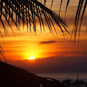 Ternate#2 by Edwin Pfim - Landscapes Sunsets & Sunrises