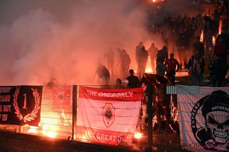 Beerschot en Antwerp mogen nog dokken voor gedrag fans
