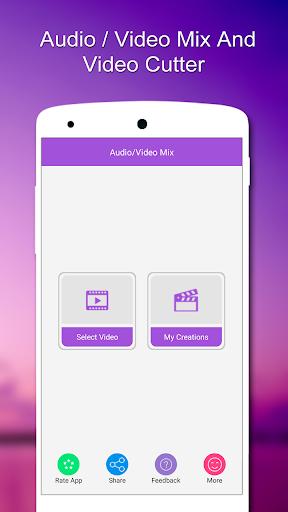 Audio / Video Mix,Video Cutter  screenshots 1