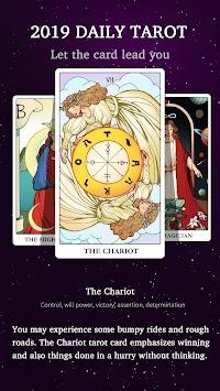 Daily Tarot Plus 2019 - Free Tarot Card Reading poster ...