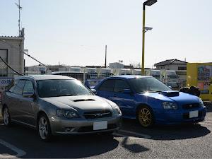 レガシィツーリングワゴン BP5 2004年型(アプライドB) GT(5MT)のカスタム事例画像 ミソさん@BPさんの2020年02月26日17:54の投稿