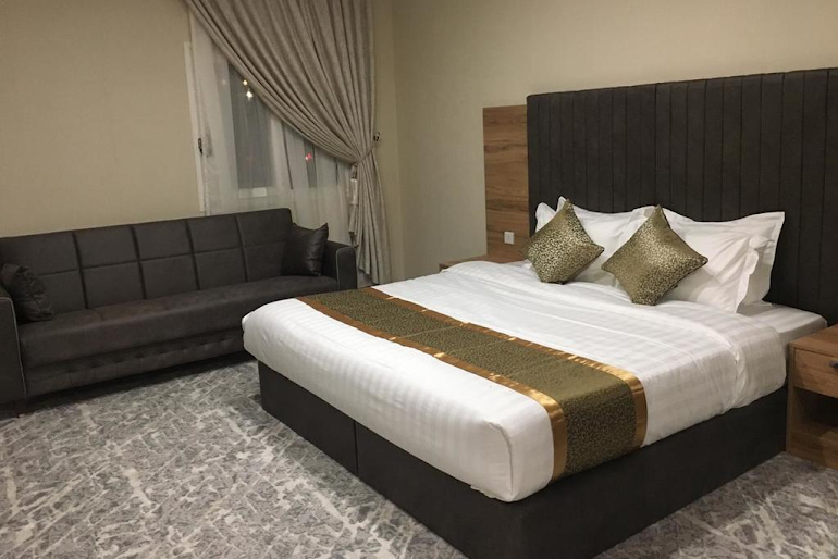 King Fahad Road Serviced Apartments