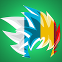 SelfComic - Dragon Warrior Z Cosplay Photo Editor icon