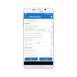 SMS Auto Reply Autoresponder v7.9.6 Paid APK 6