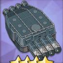 610mm四連装魚雷T2