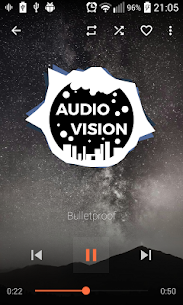 AudioVision Music Player Apk Latest Version 2020 1