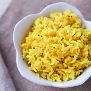 Indian Style Rice.