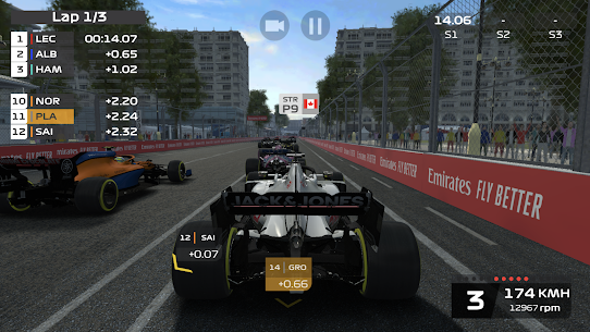 F1 Mobile Racing 2020 V2.4.2 Apk + Mod (Money) + Data Android FREE 4