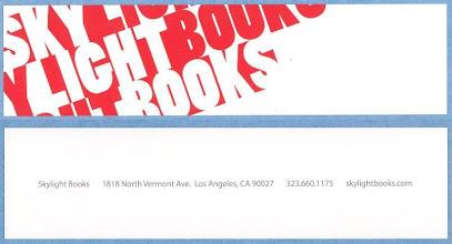 Photo: Skylight Books (CA) (2)