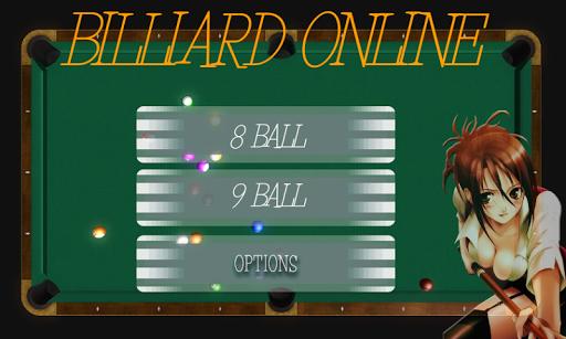 Billiards Online - Co thu Bida