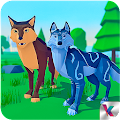 Wolf Simulator Fantasy Jungle APK